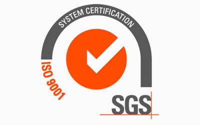 ISO 9001:2015 is completed